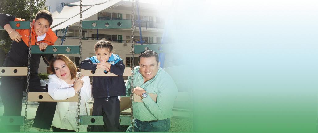 Preescolar y Primaria de Evergreen School Querétaro